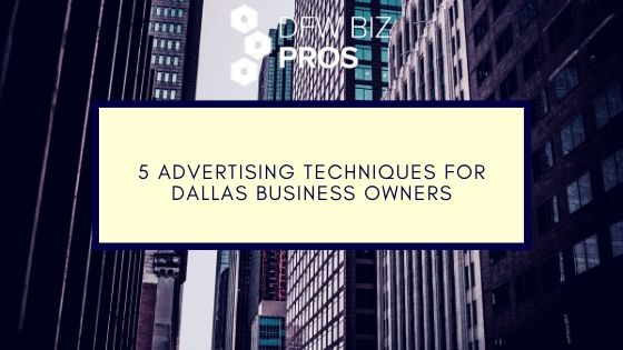 Advertising Techniques Blog Cover